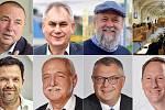 Kandidáti do Senátu za volební obvod 66 Olomoucko a Zábřežsko