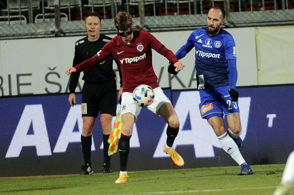 SK Sigma Olomouc - AC Sparta Praha