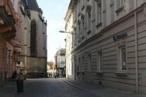 Ulice pojmenovaná po Janu Opletalovi