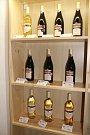 Otevření prodejny Arcibiskupského zámeckého vína v Olomouci