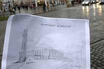 Plány na asanaci centra Olomouce