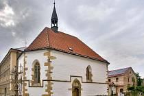 Kaple svatého Jiří v Litovli