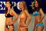Volba Miss Haná 2015 na olomouckém výstavišti