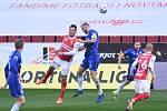 SK Sigma Olomouc - FK Pardubice 0:1 (0:0)Roman Hubník