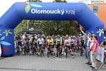 Start Czech Cycling Tour 2019 v Olomouci