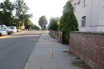 Se žádostí o pomoc se obrací policisté na veřejnost a to v souvislosti s nehodou, která se stala ve čtvrtek 8. září 2016 v 15.50 na Balbínově ulici v Olomouci.