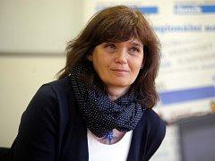 Diabetoložka a vedoucí lékařka Polikliniky Agel v Olomouci Jarmila Raidová při on-line rozhovoru se čtenáři Deníku