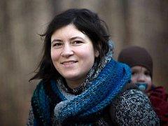 Kateřina Dobrozemská, ředitelka olomoucké pobočky Programů sociální integrace, Člověk v tísni