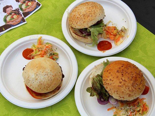 Garden Food Festival ve Smetanových sadech vOlomouci