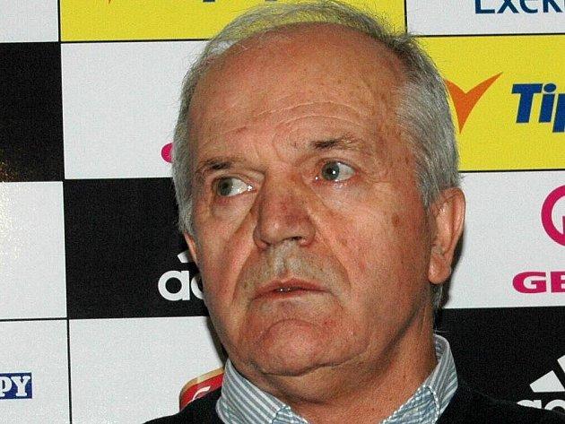 Sportovní manažer Sigmy Jan Gottvald
