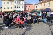 Venkovské trhy ve Šternberku
