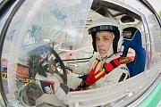 O víkendu na trati Ecce Homo proběhl závod mistrovství Evropy automobilů do vrchu