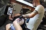 Druhý ročník Tattoo Action Haná 2020 v Olomouci.
