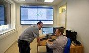 Zkušební provoz nové ústředny pro řízení dopravy v Olomouci