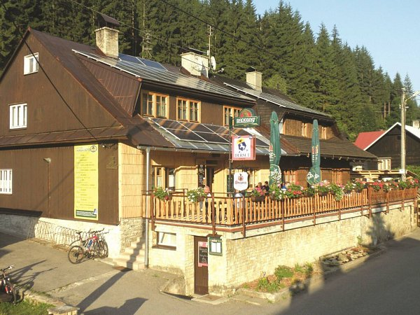 Penzion Pod Pralesem Velké Karlovice
