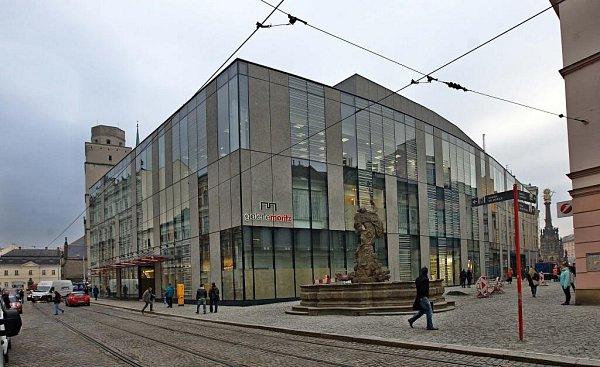 Čestné uznání vkategorii Rekonstrukce a obnova: Rekonstrukce obchodního domu Prior vOlomouci