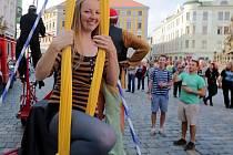 Svátky města Olomouce. Ilustrační foto