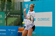 Kristýna Plíšková v zápase 1. kola ITS CUPu.