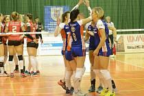 CEV Cup: VK UP Olomouc vs. Stuttgart