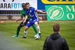 Fotbalisté Olomouce prohráli doma s Příbramí 1:2. Šimon Falta