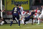David Depetris a Martin Pospíšil - gól na 4:0
