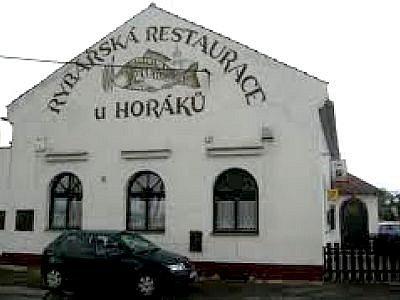 Rybářská restaurace uHoráků