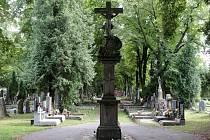 Hřbitov na Nové Ulici v Olomouci