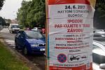Půlmaraton v ulicích Olomouce omezí průjezdy a parkování