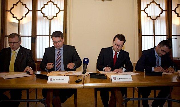 Komunální volby na Olomoucku - říjen 2014