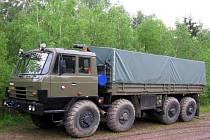Terénní Tatra T 815 8×8