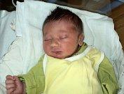 Ján Sčuka, Moravský Beroun, narozen 4. září ve Šternberku, míra 49 cm, váha 3130 g