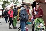 Selské a zahradnické trhy na Výstavišti Flora Olomouc, 7. 5. 2021