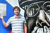 Petr Zavadil, ředitel olomoucké pobočky neziskové organizace Post Bellum