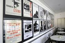 Výstava plakátů Miloslava Stibora