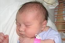 Kateřina Burďáková, Olomouc, narozena 5. srpna v Olomouci, míra 51 cm, váha 3610 g