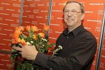 Vítězný Martin Tesařík ve štábu ČSSD