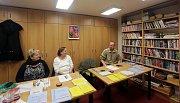 Druhé kolo prezidentských voleb v Dalově u Šternberka