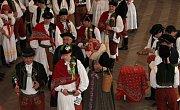 Hanácká svatba ve Velké Bystřici