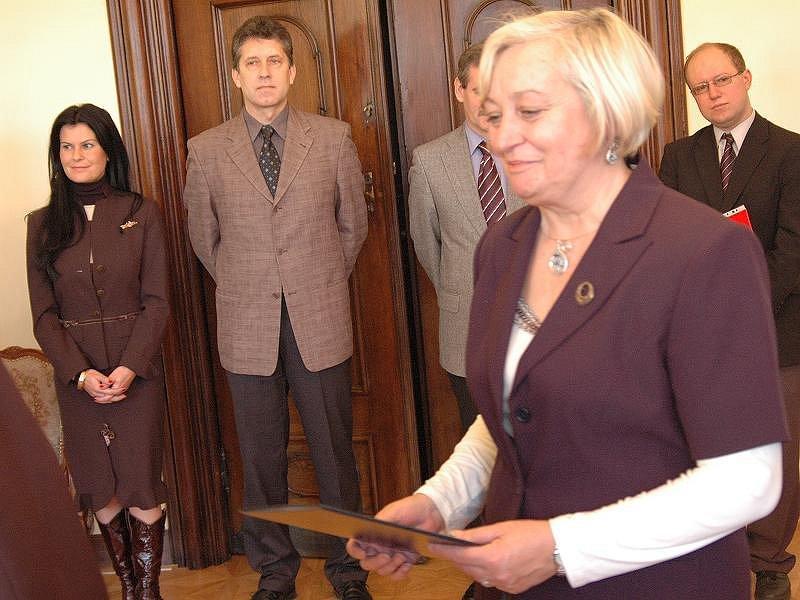Milana Hrušáková byla jmenována děkankou právnické fakulty olomoucké univerzity.