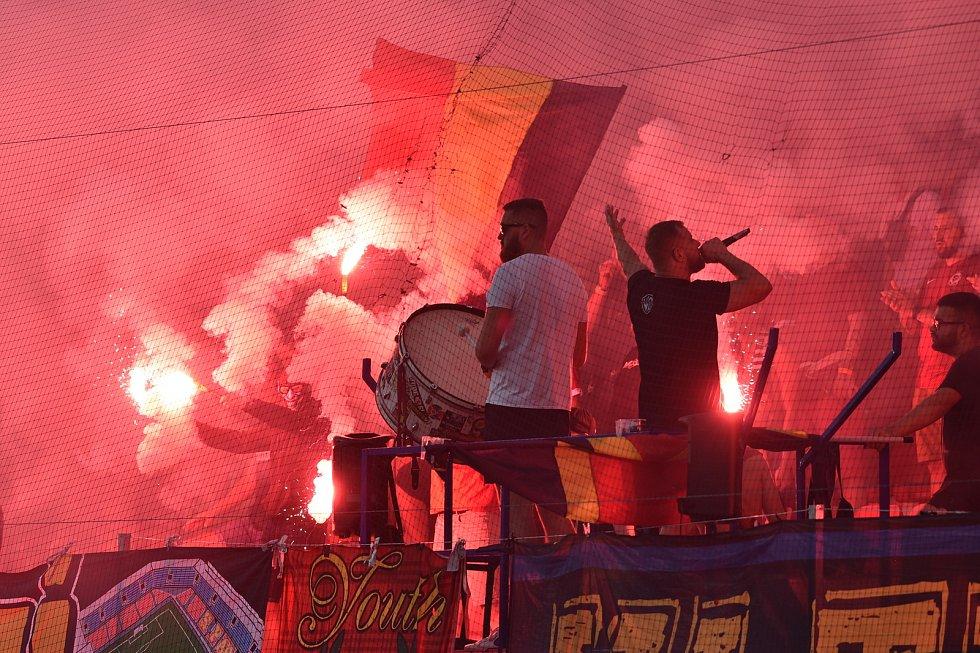 Sparta Praha - Sigma Olomouc 3:2 (1:1)fanoušci