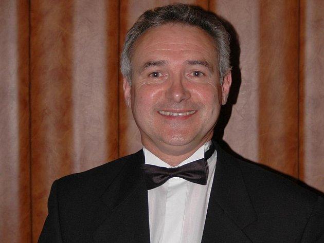Václav Keprt, ředitel Arcidiecézní charity Olomouc
