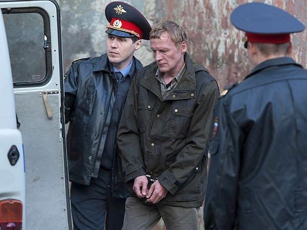 Alexej Serebrjakov ve filmu Leviatan