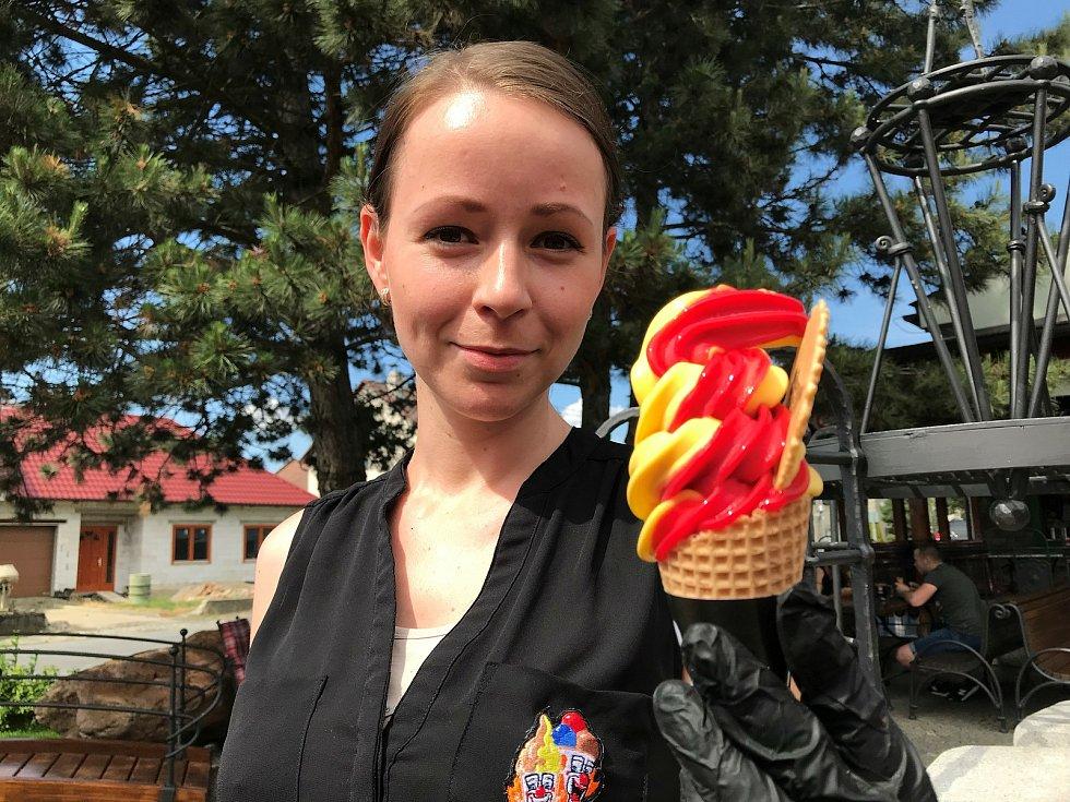 Zmrzlina ze Štarnova. Ilustrační foto