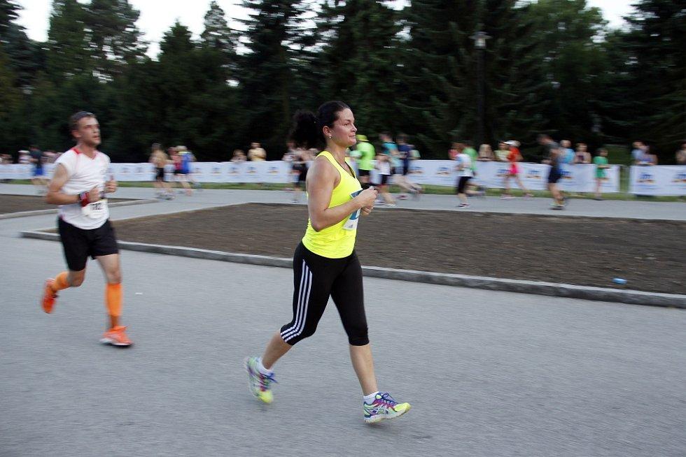 V Olomouci proběhl ve velkém horku další ročník půlmaratonu
