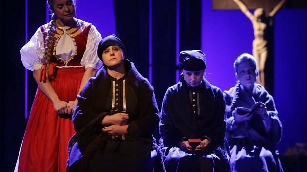 Maryša na scéně Moravského divadla v Olomouci