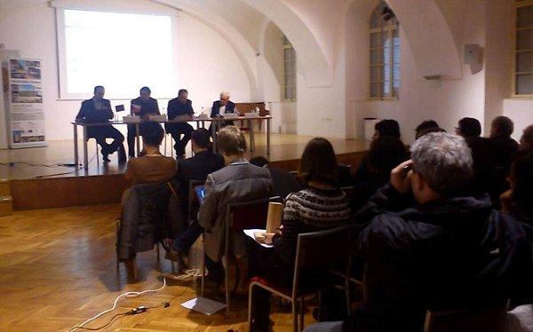 Vlastivědné muzeum hostilo diskuzi na téma Rozvoj města a výškové stavby vOlomouci?