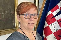 Starostka Náměště na Hané Marta Husičková