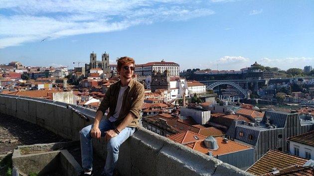 Návštěva Portugalska