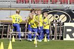 Olomoucká fotbalová škola 2017