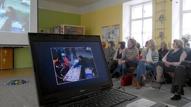 Otevření střediska ekologické výchovy Studánka.